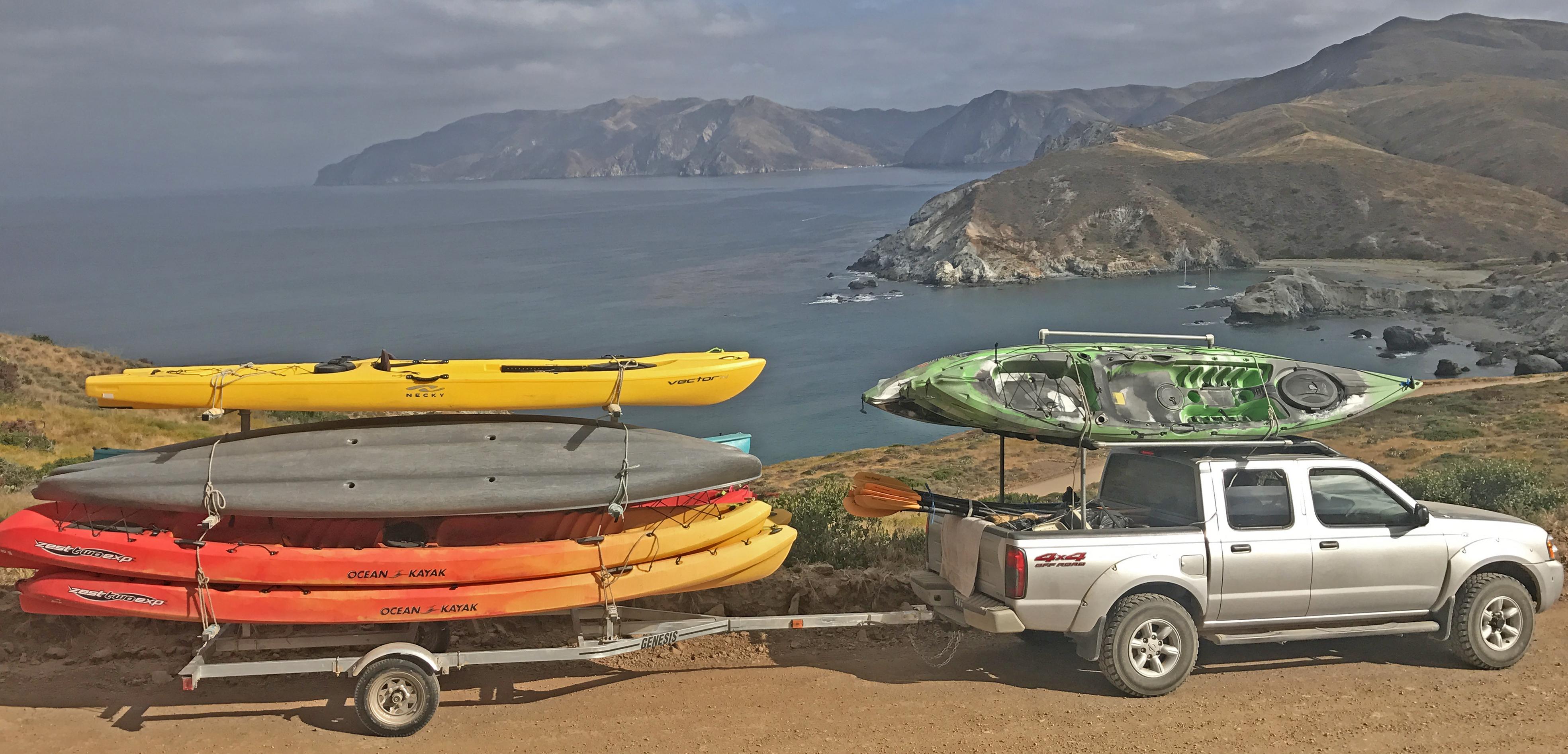 Kayak Camping Dbos